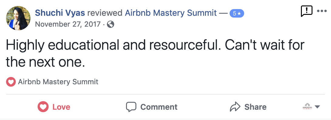 Home - Airbnb Mastery Summit